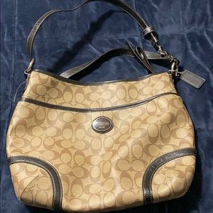 Coach hobo purse. Authentic